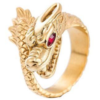 Golden Dragon Jewelry