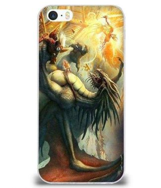 Griffin Dragon iPhone Case