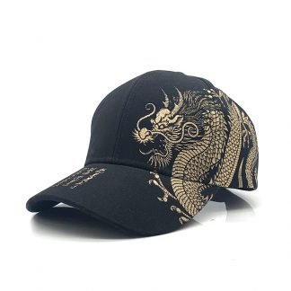 Japanese Dragon Cap