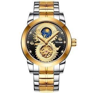 Japanese Dragon Mechanical Watch
