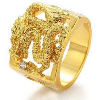 Mens Oriental Ring
