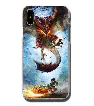 Monster Hunter Dragon iPhone Case