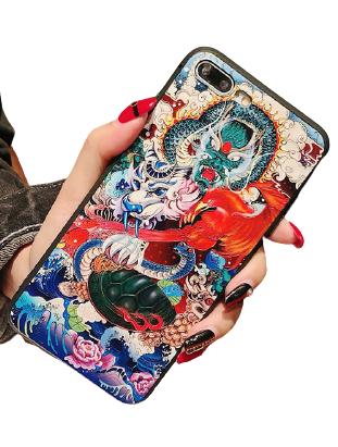 Oriental Dragon iPhone Case