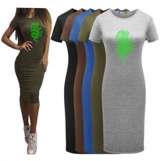 Sexy Dragon Dress