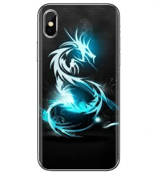 Tribal Dragon iPhone Case