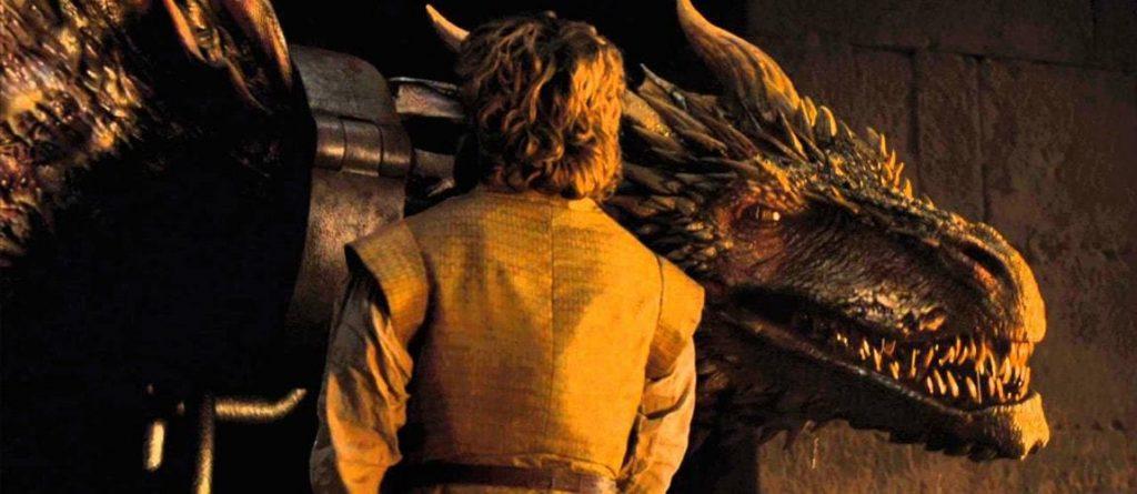 Tyrion dragon meeting