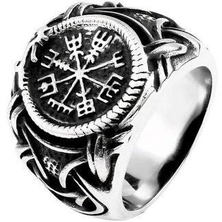 Viking Dragon Ring