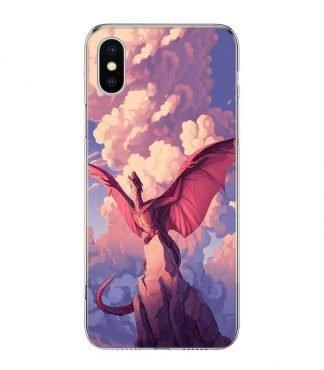 Western Dragon iPhone Case