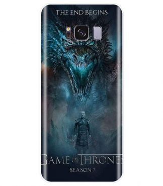White Walkers Dragon Samsung Case