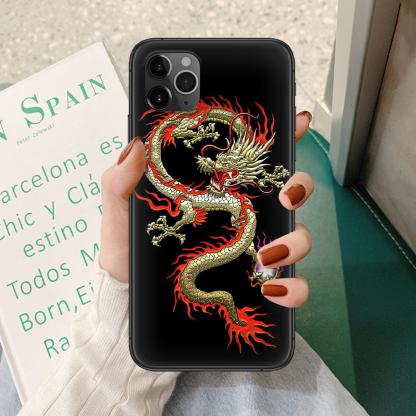 Asian Dragon case iPhone
