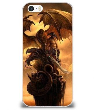 Celtic Dragon iPhone Case