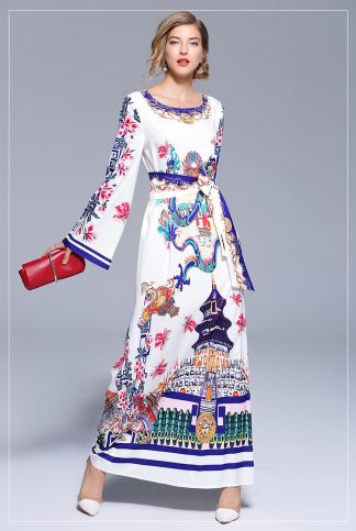 Chinese Dragon Dress