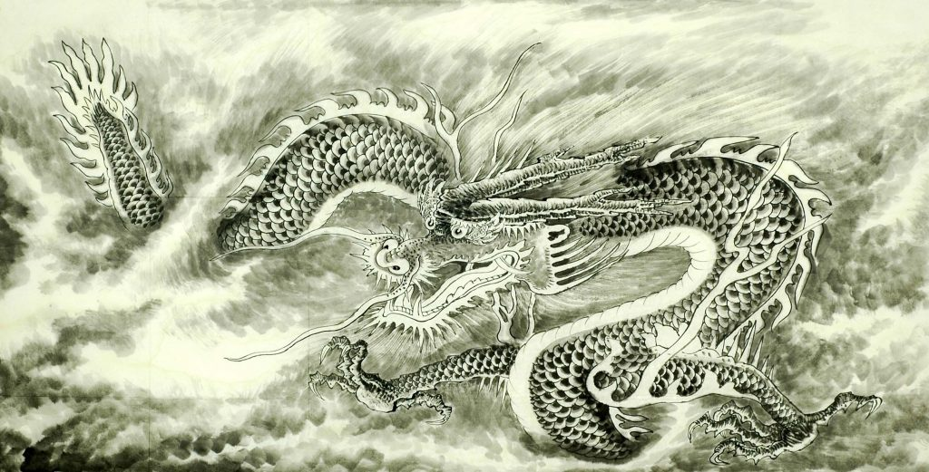 Chinese dragon meaning