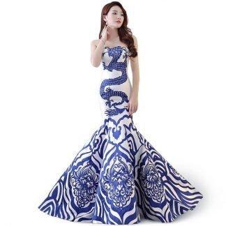 Dragon Wedding Dress