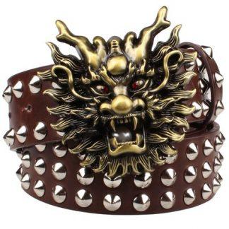 Dragon Head Belt