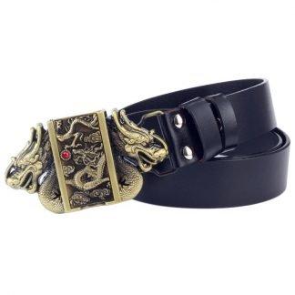 Dragon Lighter Belt Buckle
