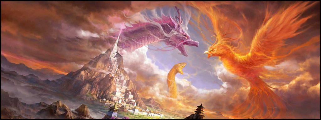 dragon phoenix place