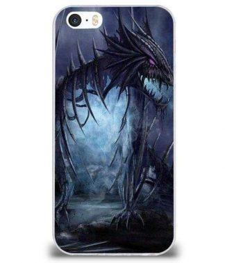 Dragon Skeleton iphone Case