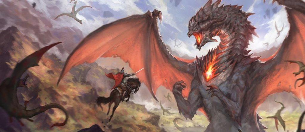 dragon scales