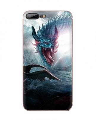 Furious Dragon iPhone Case