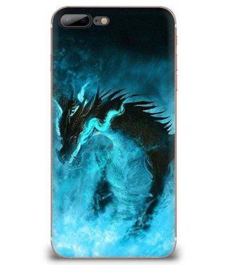 Glowing Dragon iPhone Case