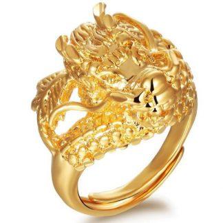 Gold Ring Dragon