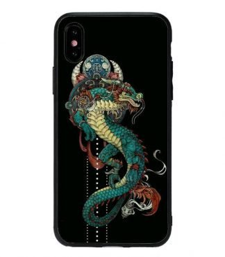 Mythical Creature Dragon iPhone Case
