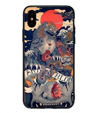iPhone Case Japanese Dragon