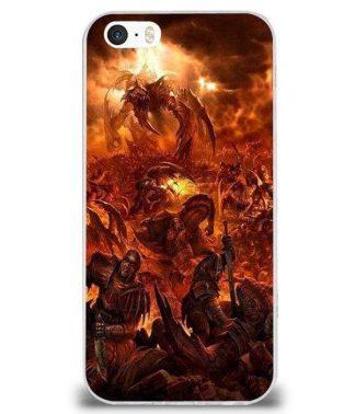 Infernal Dragon iPhone Case