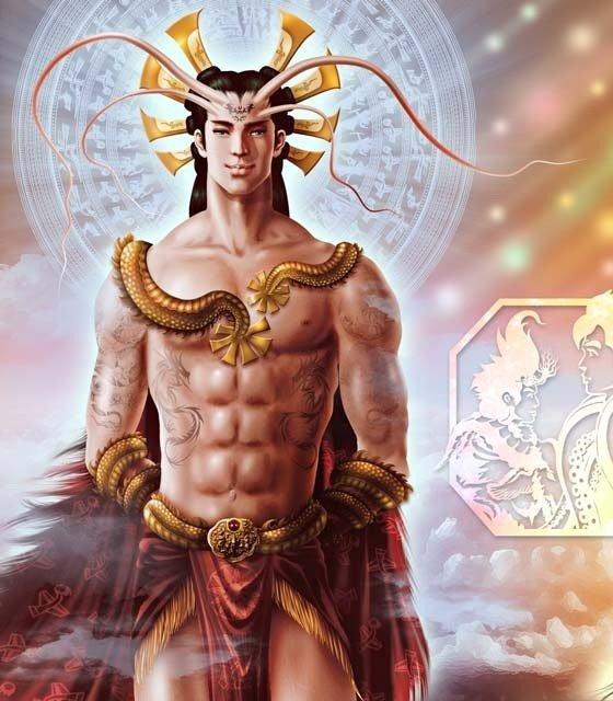 legend of lac long quan