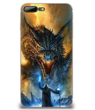 Magician Dragon iPhone Case