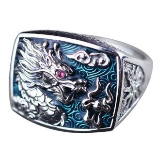 Men's 925 Silver Rings