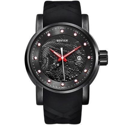 Dragon Watch Silicone Bracelet