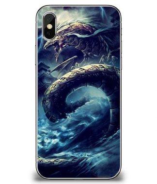 Metal Dragon Body iPhone Case
