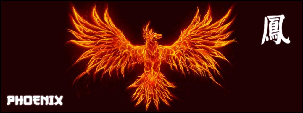 phoenix bird meaning dragon
