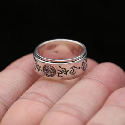 dragon tiger ring