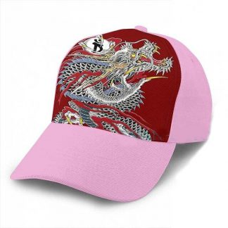 Women's Pink Baseball Cap