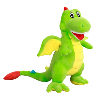 Big Dragon Plush