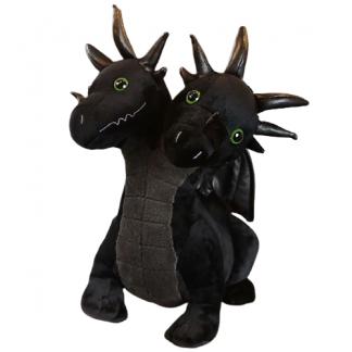 Black Dragon Plush