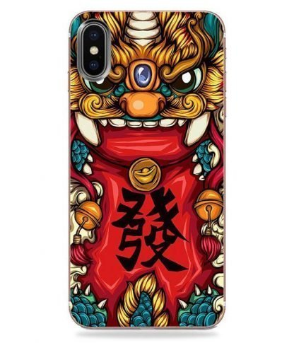 Chinese God Dragon Case