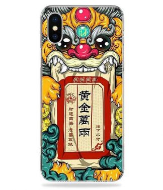 Chinese New Year Dragon Case