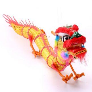 Chinese Dragon Plush Toy