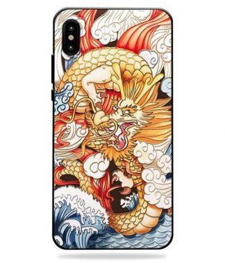 Cloud Dragon iPhone Case