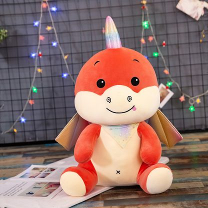 Creative red Dragon Plush