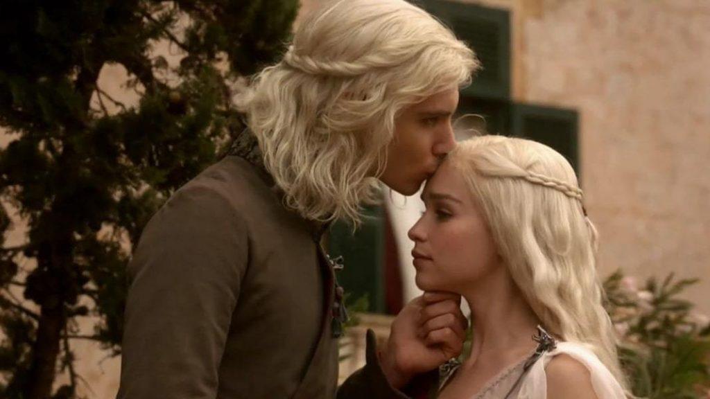 Viserys and Daenerys