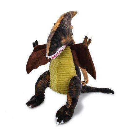 backpack Dragon Plush