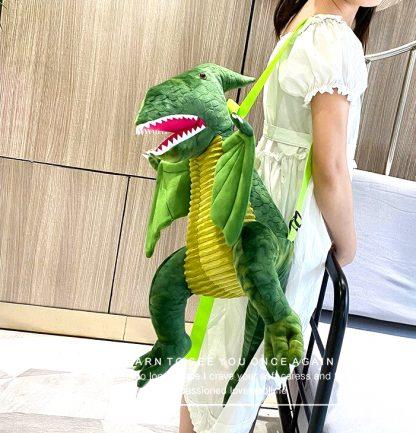 Dragon big Plush backpack