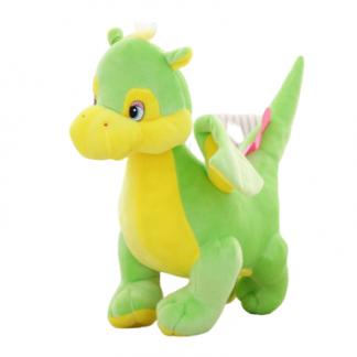 Dragon Plush Green
