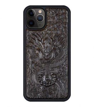 Dragon Wood iPhone Case