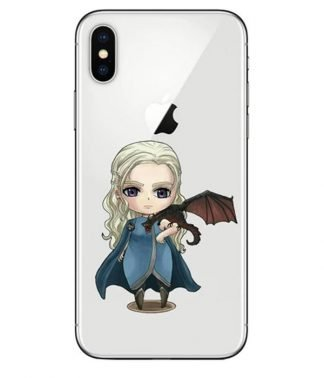 Drogon Dragon iPhone Case